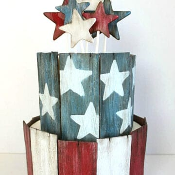4th of July Cake featured image