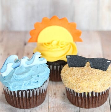 summer cupcakes featured image