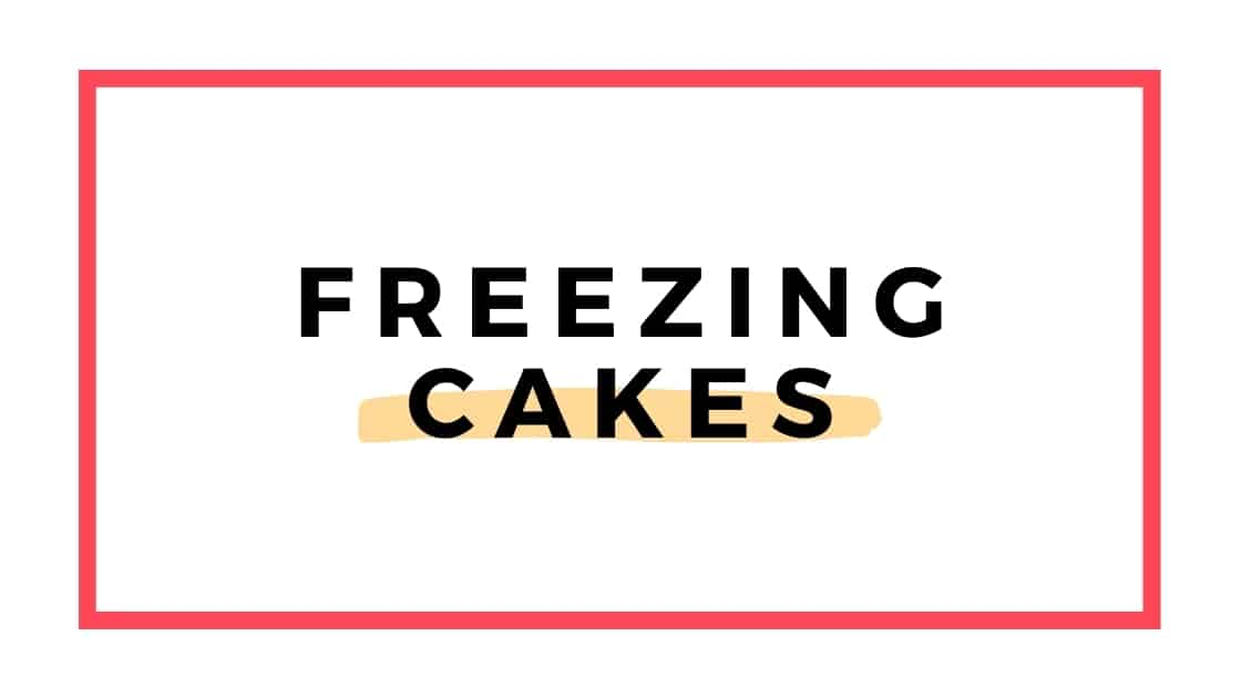 freezing cakes graphic