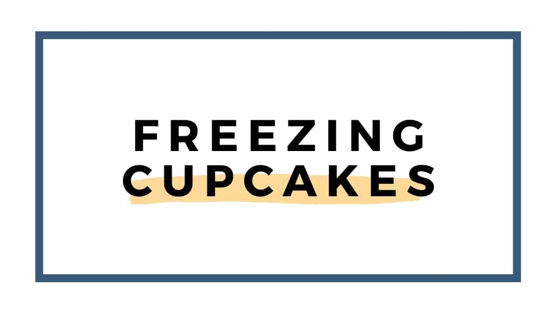 freezing cupcakes graphic