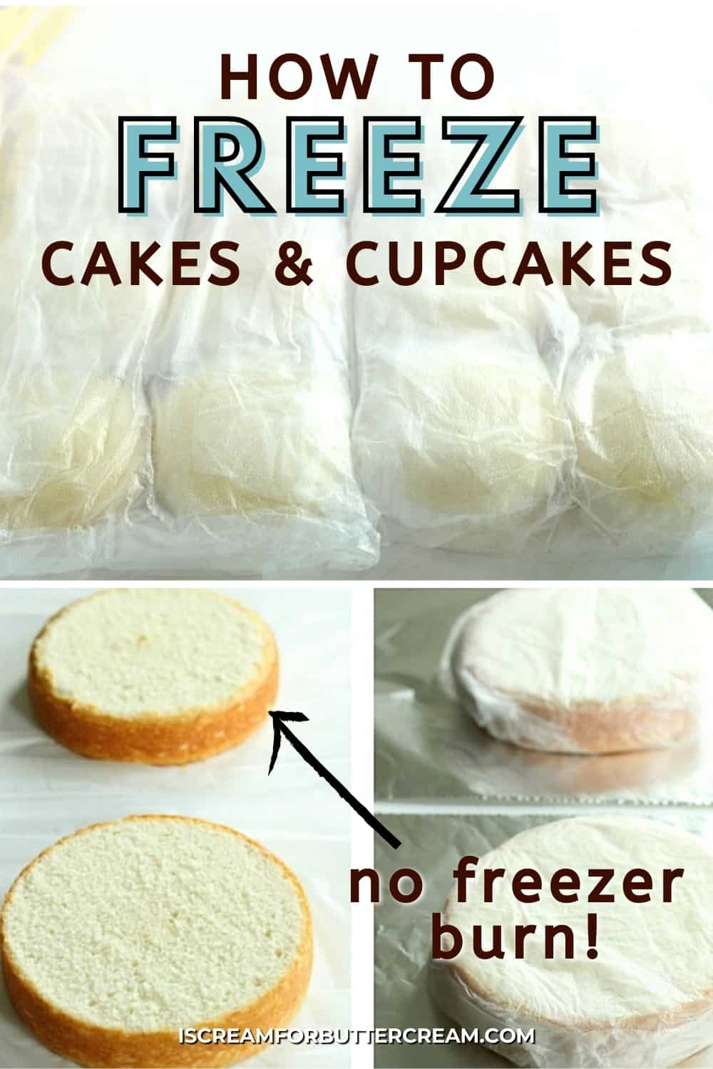 freezing cakes pin graphic