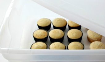 How to Keep Cupcakes from Drying Out