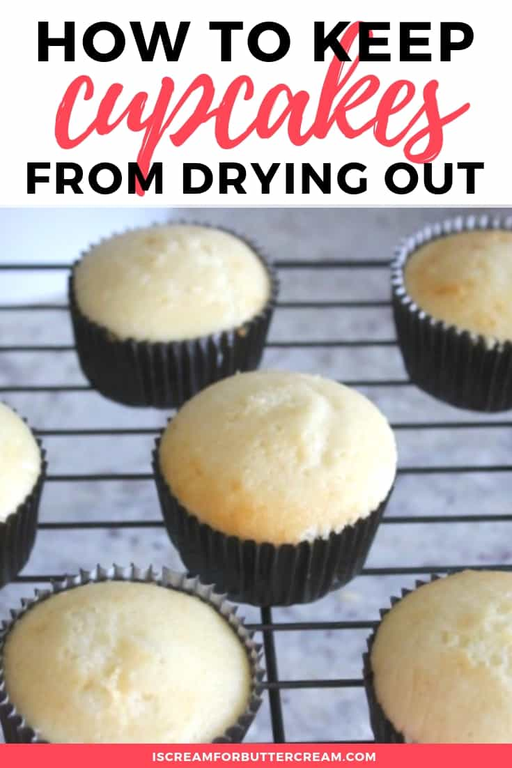 How to Keep Cupcakes from Drying Out Pin 3