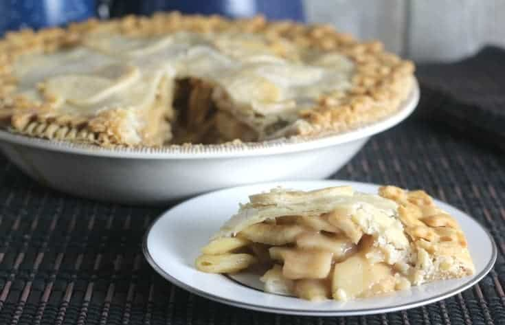 Not Another Mushy Apple Pie
