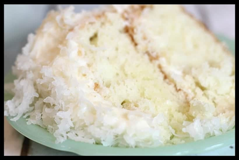 Coconut Cake Featured Image