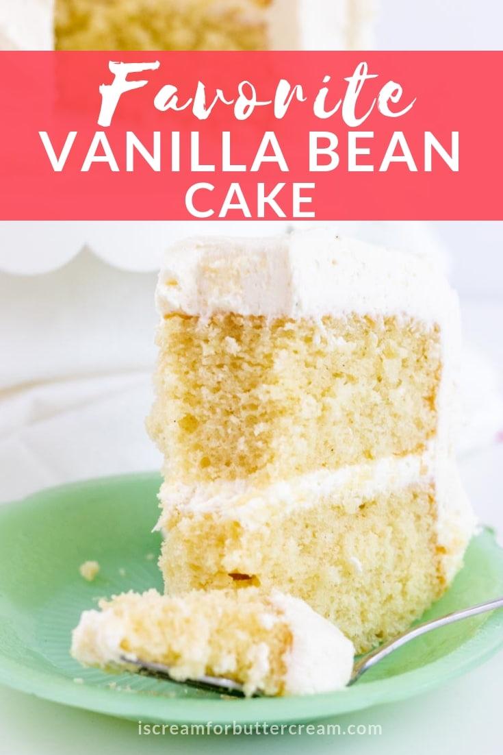 favorite vanilla cake pin 1
