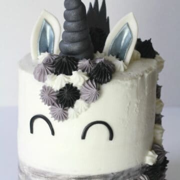 manicorn cake featured image