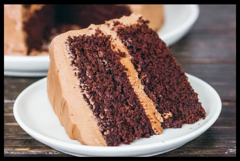 Chocolate Butter Cake Featured Image