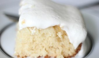Honey Cake with Marshmallow Buttercream 4