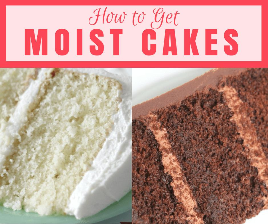 How To Get Moist Cakes I Scream For Buttercream