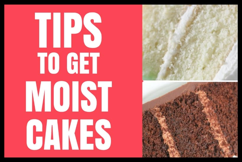Moist Cakes Featured Image