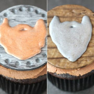 beard cupcake toppers featured image