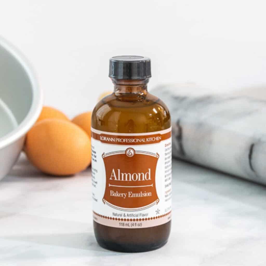 almond emulsion