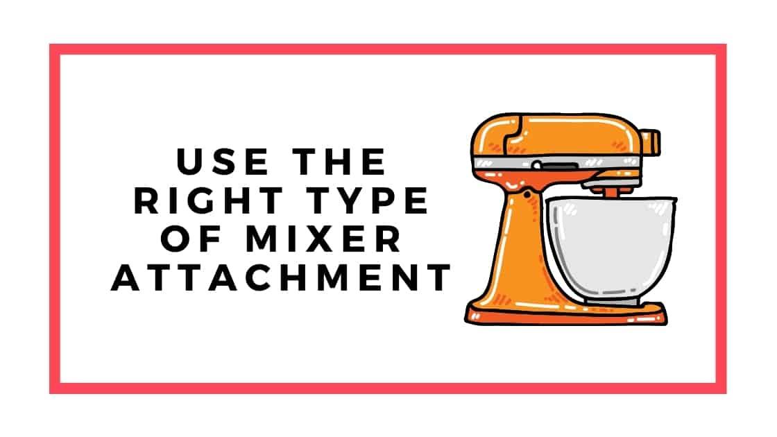 mixer attachment graphic