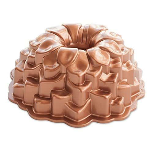 Bronze bundt pan