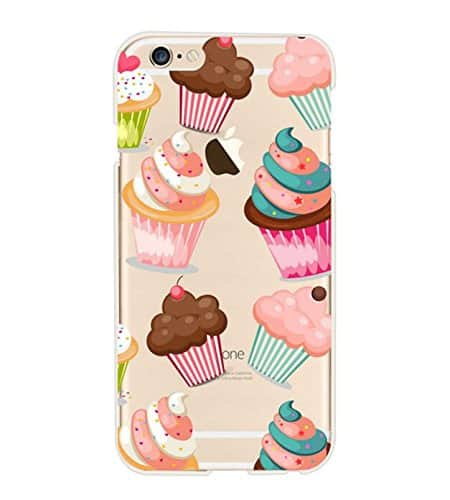 Cupcake phone case