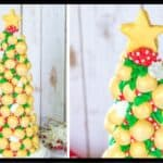 Cake Pop Christmas tree featured image