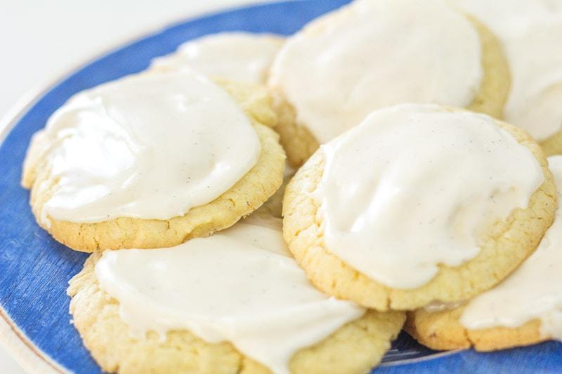 Easy Pound Cake Cookies