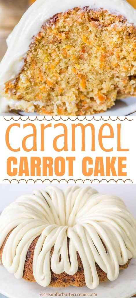 Average Serving Temperature For Carrot Cake