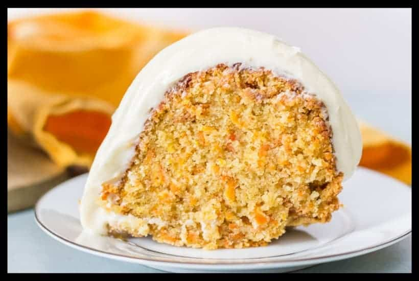 Caramel Carrot Cake featured image
