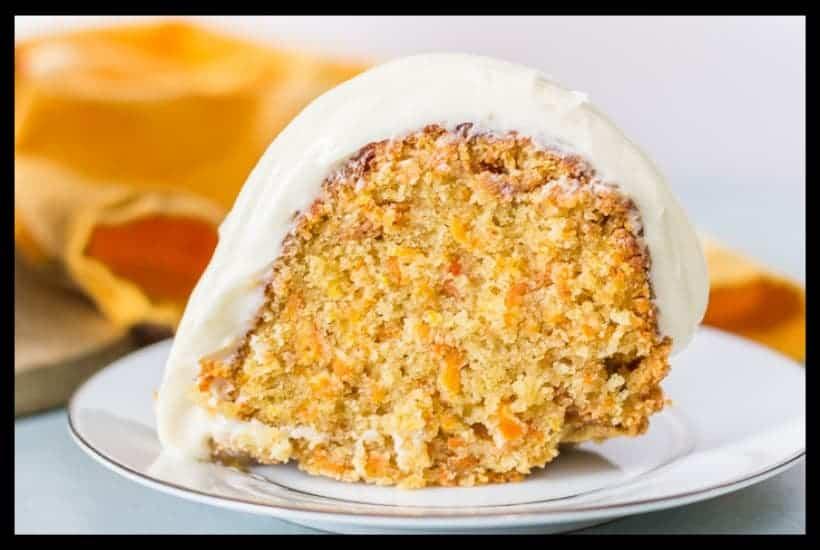 Caramel Carrot Cake featured image