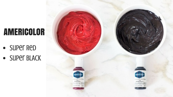Coloring Dark Buttercream with Americolor Coloring
