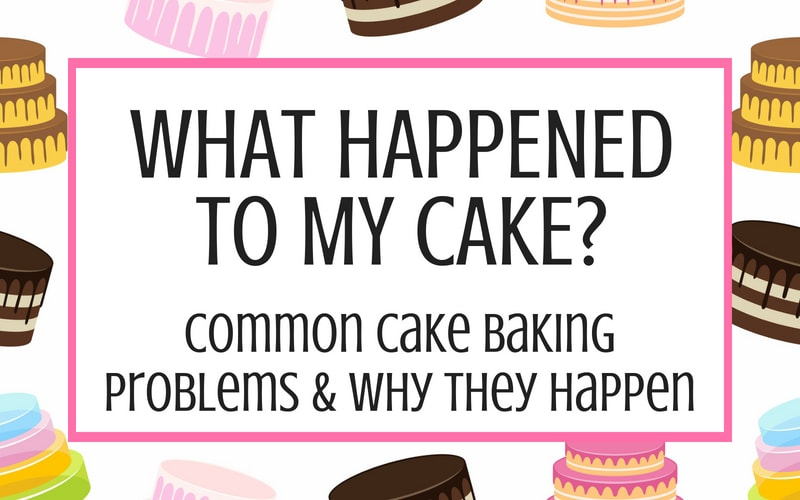 What Happened to My Cake Graphic
