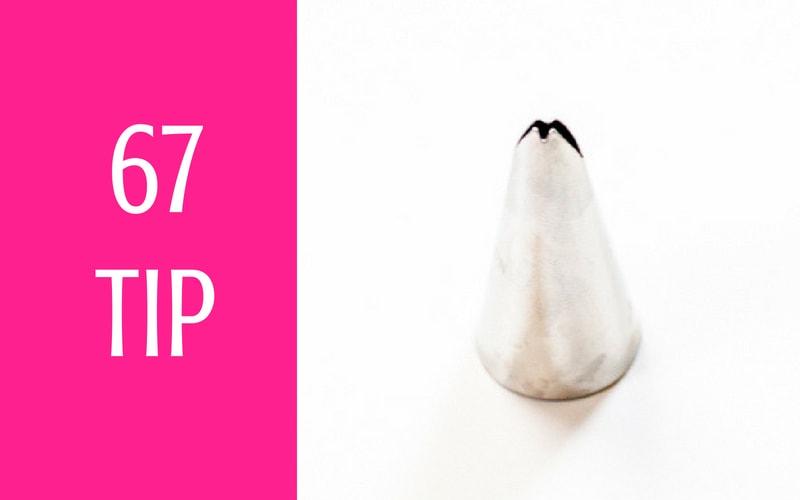 67 piping tip