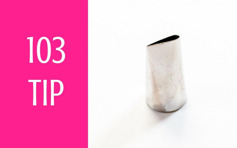 103 piping tip