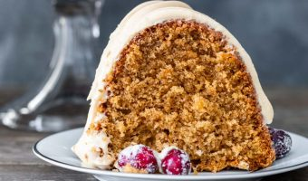 Brown Sugar Spice Cake