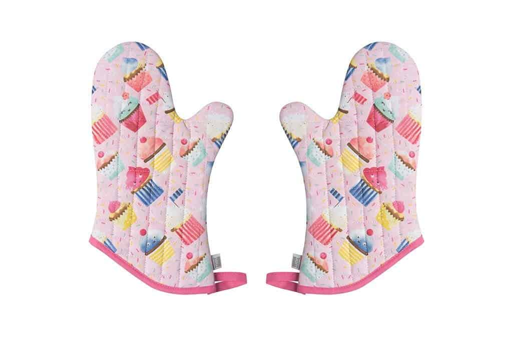 Cupcake Oven mitts