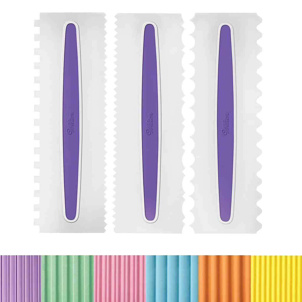 Icing Comb Set
