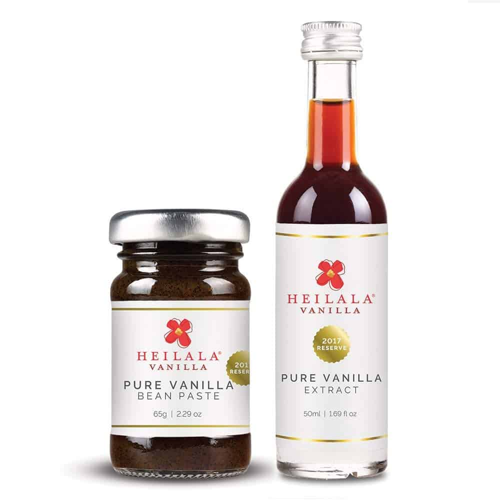Vanilla Bean Extract Set
