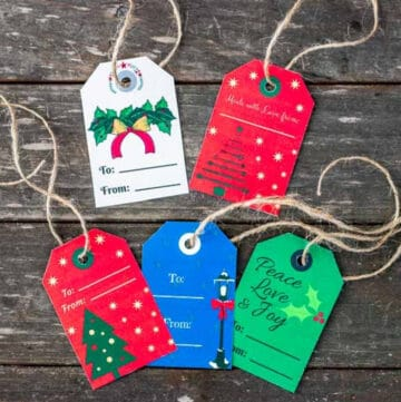 christmas gift tags featured image