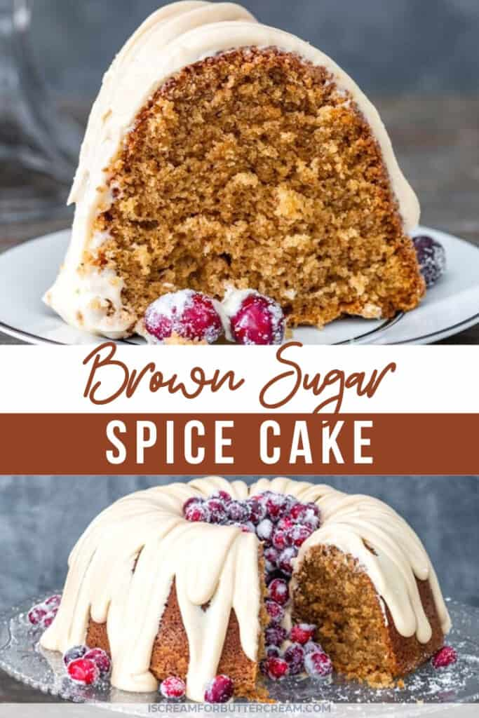 Brown Sugar Spice Cake Pin Graphic 1