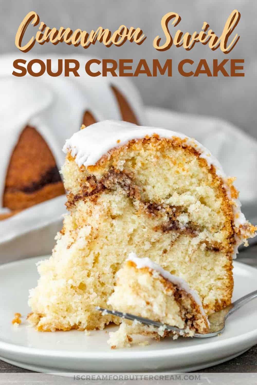 cinnamon swirl sour cream cake pin graphic