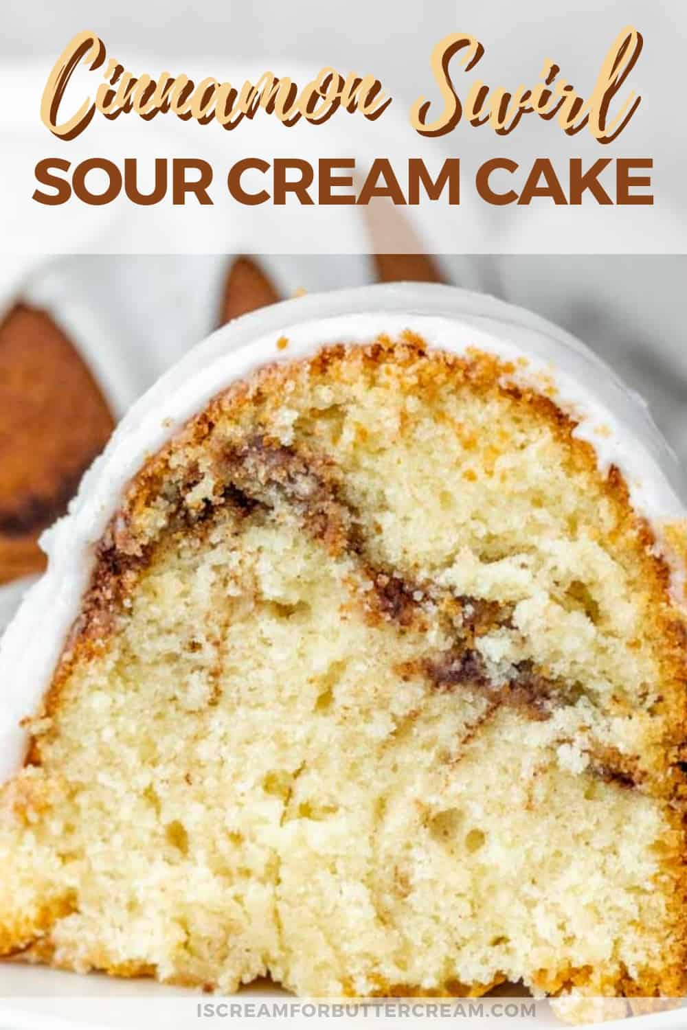 Cinnamon Swirl Sour Cream Cake New Pinterest Graphic 4