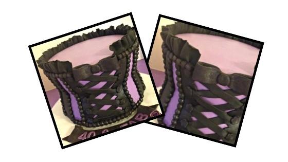 corset cake graphic