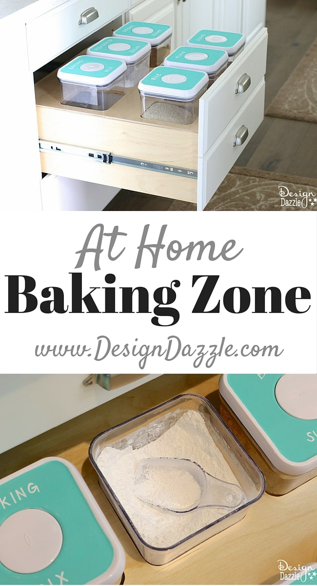 at home baking zone