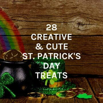 st patricks day treats featured image