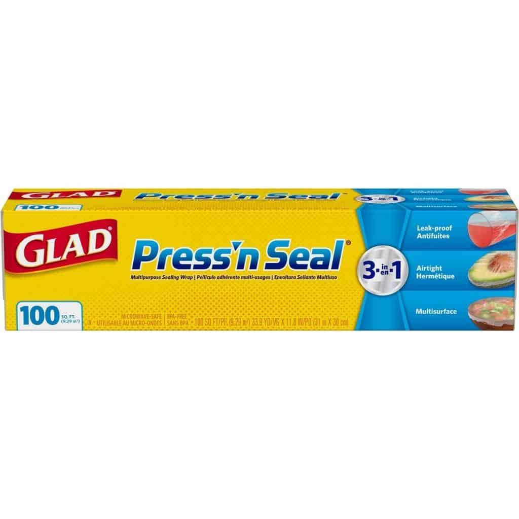 Press n seal wrap