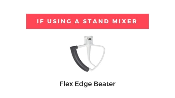 beater attachment for stand mixer