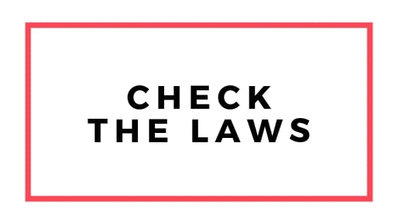 check the laws graphic