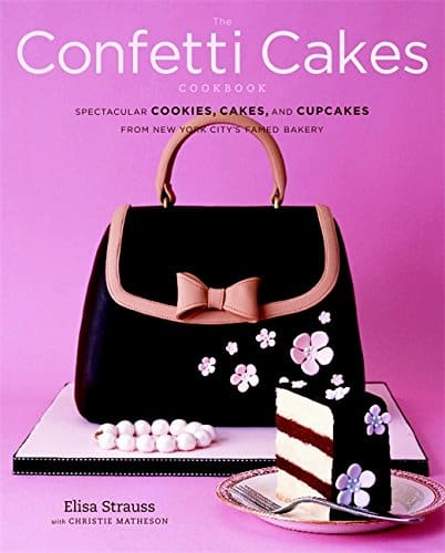 Confetti Cakes by Elisa Strauss