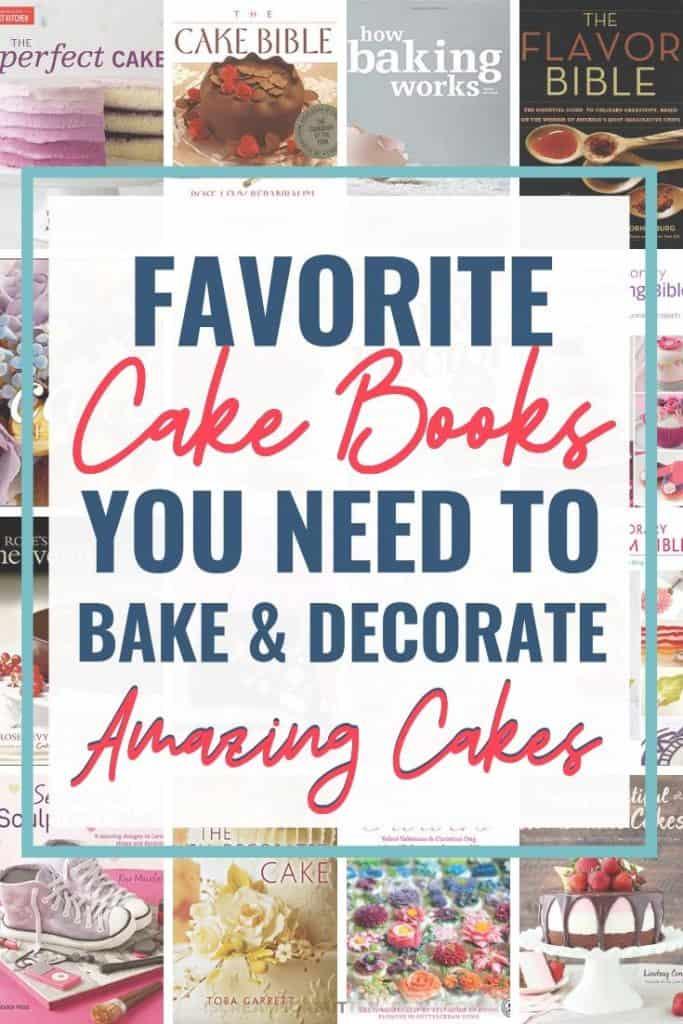 Favorite Cake Books Title Graphic