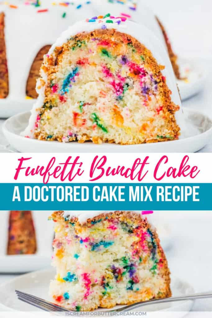 funfetti bunt cake pin graphic 1