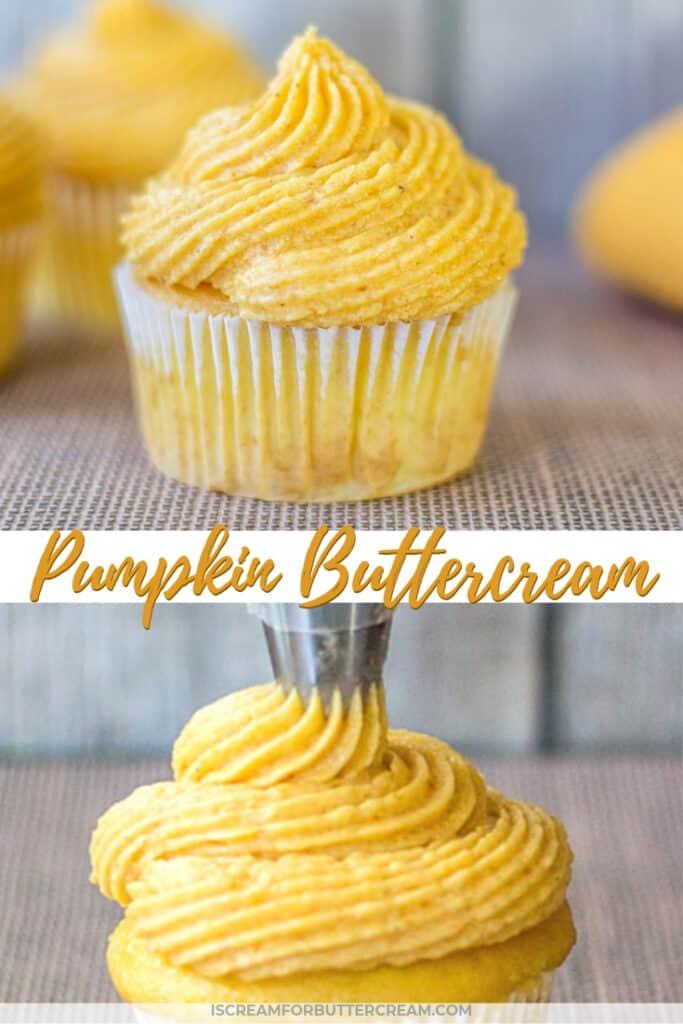 pumpking buttercream pinterest graphic 1