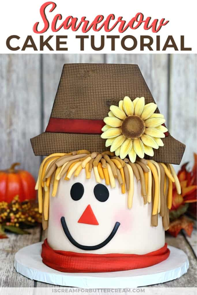 Scarecrow Cake New Pin Graphic 2