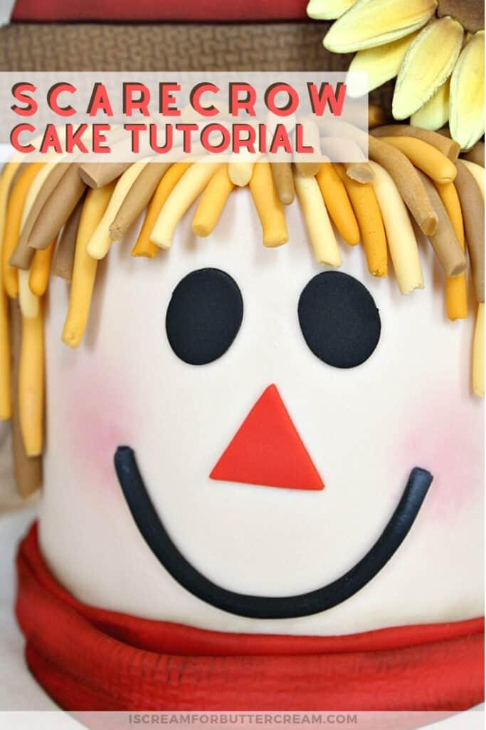 scarecrow cake pinterest image 3