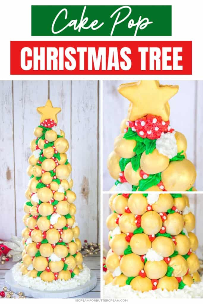 cake pop christmas tree pin graphic 2